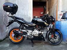 Kawasaki Bajaj Rouser 180  Used Philippines