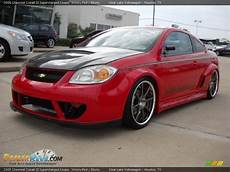 2005 chevrolet cobalt ss supercharged coupe victory red