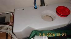 alte stromleitungen austauschen wasserpumpe wohnwagen defekt klimaanlage und heizung