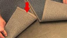 Teppich Zum Verlegen - verlegeempfehlung f 252 r das verlegen vorwerk nandou