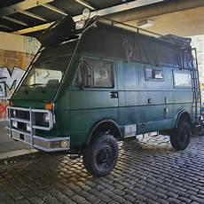 vw lt 4x4 autocaravana furgoneta