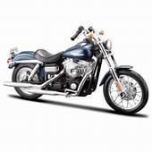 Maisto 118 Scale Die Cast Harley Davidson&174 Motorcycle