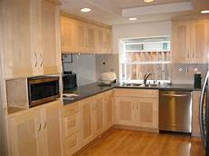 Kitchen Decorating Ideas With Maple Cabinets by Light Maple Kitchen Cabinets Image Only Niviya S Light