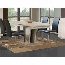 Table De Salle 224 Manger Design Extensible Ch 234 Ne Clair