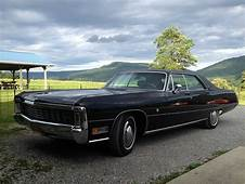 1970 Chrysler Imperial LeBaron  Information And Photos