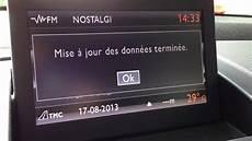 Mise 224 Jour Upgrade Du Firmware Du Wip Nav Sur Une Peugeot