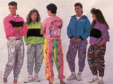 typische 80er kleidung the paw print five 90s fashion trends