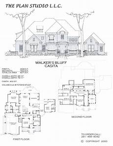 walker s bluff casita house plans by gary ragsdale in