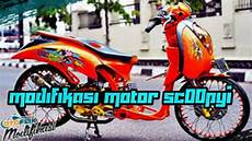 Scoopy Modif Simple by Modifikasi Honda Scoopy R17 Honda Scoopy Modif Simple
