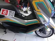 Variasi Stiker Nmax by 56 Modifikasi Stiker Motor Nmax Modifikasi Yamah Nmax