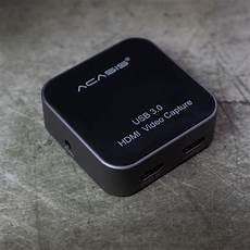 Acasis Hacp Usb3 1080p Capture by Acasis Ac Hdcp Usb 3 0 Hdmi To Type C Capture Card 1080p