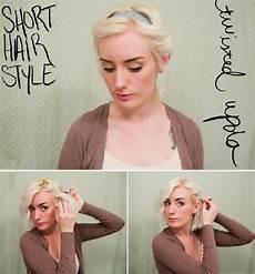 comment se coiffer avec des cheveux comment se coiffer avec des cheveux courts coiffure