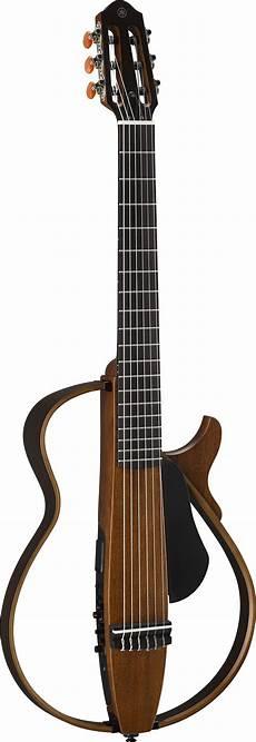 yamaha slg200n nt silent guitar elektro akustik gitarre