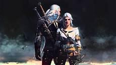 Ciri The Witcher - witcher 3 hunt gamerip soundtrack ciri welcome