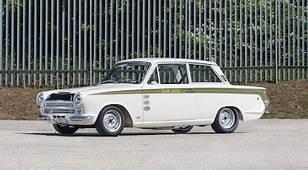 F1 Champion Jim Clark's Lotus Cortina For Sale At Festival