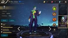 sekarang ada karakter joker di aov selular id