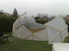geodätische kuppel gewächshaus gew 228 chshaus geod 228 tische kuppel