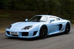 The Worlds Fastest Car