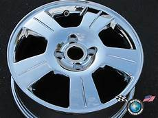 felgen ford focus four 03 07 ford focus factory 16 quot chrome wheels oem rims