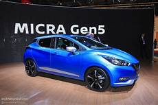 Nissan Micra Nismo - 2018 nissan micra nismo looks but will it receive the