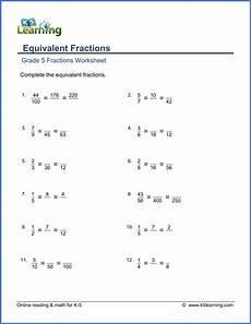 multiplication of fraction worksheet for grade 5 4221 grade 5 equivalent fractions worksheet 4th grade math fractions fractions worksheets