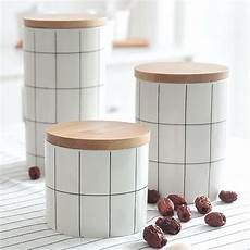 Ceramic Kitchen Storage Jars