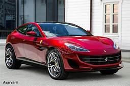 Ferrari SUV  Pictures Auto Express