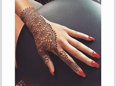 A Different Kind of Arm Candy: 10 Striking Henna Designs