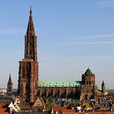 reims strasbourg file strasbourg cathedral cropped jpg wikimedia commons