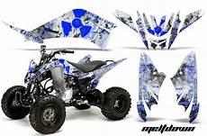 premium quality amr racing graphics for the yamaha raptor