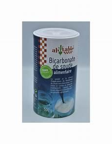 bicarbonate de soude alimentaire 500g