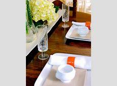 5 Easy Ideas for an Elegant Dinner Party   HGTV