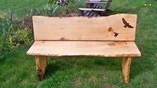 fabriquer un banc de jardin 32 best slab wood benches images on wood benches wooden benches and furniture ideas
