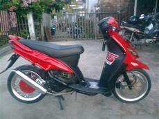 Modifikasi Mio 2007 by The Maticer S Mio 2007 New Modif