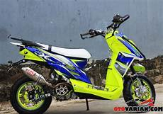 X Ride 2018 Modif by Galeri Foto Modifikasi Yamaha X Ride Touring Paling Gahar