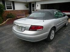 auto body repair training 2005 chrysler sebring seat position control sell used 2005 sebring touring convertible in hustisford wisconsin united states