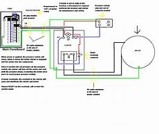 hyd motors wiring diagram 220v how to wire 5hp air compressor single phase 220v motor to reset switch to pressure switch to