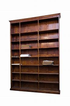 gonnelli casa d aste libreria a giorno con montanti a colonne tornite asta