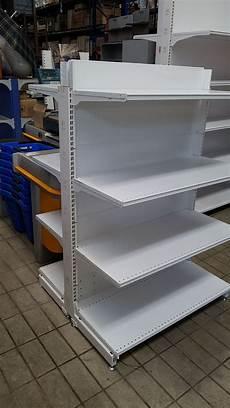 scaffali vendita scaffalatura usata per negozio tipo gondola scaffali
