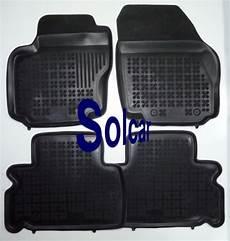 Tapis De Sol En Caoutchouc Ford Auto Tapis 3d Caoutchouc