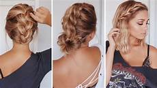 3 easy hairstyles for short medium length hair