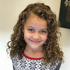 21 easy hairstyles for with curly hair little toddlers