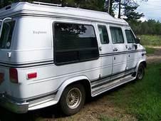 93  Luxury Conversion Vans For Sale GMC SAVANA EXPLORER