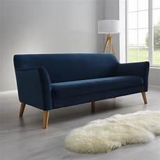 dreisitzer sofa dreisitzer sofa in blau online bestellen