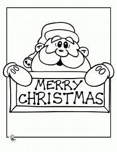 merry christmas coloring pages learn to coloring