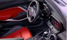 2019 camaro ss interior look 2019 chevrolet camaro ny daily news