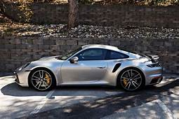 Supercar Review 2021 Porsche 911 Turbo S  Driving