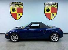 car manuals free online 2003 toyota mr2 electronic throttle control blue toyota mr2 spyder mitula cars