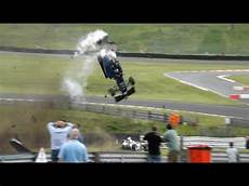 Oulton Park Formula 3 Crash 28 5 16