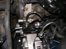 aide changement voiture changement du ressort du galet tendeur automatique sur 2 1